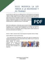 LEY Nº 30222 MODIFICA LA LEY 29783 REFERIDA A LA SEGURIDAD Y SALUD EN EL TRABAJ.pdf