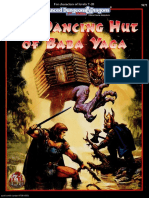 S5 - The Dancing Hut of Baba Yaga