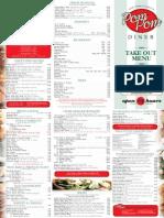 Pompom Menu PDF
