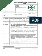8.1.8.3 Sop Pelaporan Program Keselamatan Dan Pelaporan Insiden
