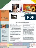English Through Movies & Spoken English Simulator