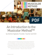 An Intro to The Musicolor Method™