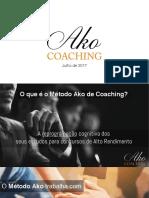 Método Ako  de Coaching JULHO 2017