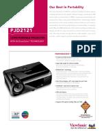 PJD2121_Datasheet
