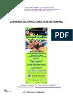 Taller Anual Teatro Infantil en Castellano de 7 a 12 Años 2017-018 Con Ficha de Inscripción