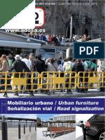 ADO_Catálogo mobiliario urbano