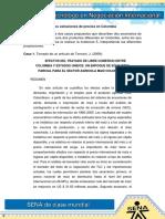 Variaciones de Precios en Colombia