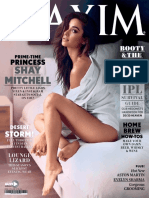 Maxim India - April 2015