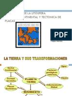 Deriva y Tectonica Septimo