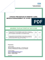 STROKE Prevention - AF - Support Pack July 12 - JW