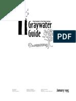 Graywater Manual, Los Angeles California