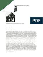 Critica de La Razón Dialéctica de Sartre
