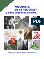 AUSCHWITZ, el silencio de HEIDEGGER y otros pequeños detalles...pdf