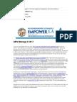 EmpowerLA Newsletter 8-18-17