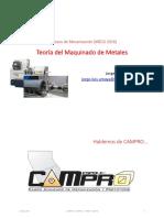 04 Teoría Del Maquinado de Metales