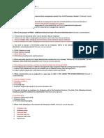 01-Sap Hcm Paper1 (Q&A)