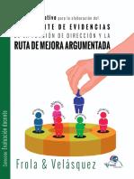 1. Manual Operativo Elaboración Expediente Evidencias Función Dirección Ruta Mejora Argumentada
