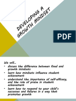 developing mindsets that promote growth website