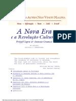 Olavo de Carvalho - A Nova Era e a Revolução Cultural.pdf