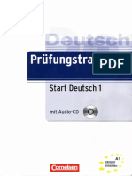 Pruefungstraining Start Deutsch A1