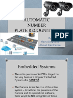 Automatic Number Plate Recognition Anpr by Vsdaking