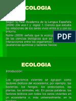 245158123 Ecologia Definicion Ppt