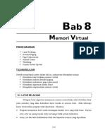 Bab 8 Virtual Memory
