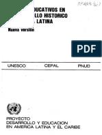 UNESCO Educación America Latina