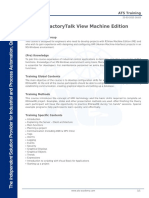 SCADA - FactoryTalk View Machine Edition