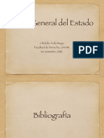TEORIA GENERAL DEL ESTADO