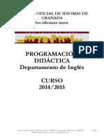Eoi Granada Programación