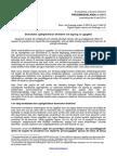 Ogiltigförklarande Av Datalagringsdirektivet 8 april 2014