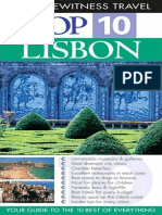 (Eyewitness Top 10 Travel Guides) Tomas Tranaeus-Top 10 Lisbon (Eyewitness Top 10 Travel Guides) -Dorling Kindersley Publishing (2007)