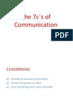 7c`s of effective communication & 7 positive principles.pptx