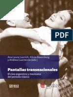 Pantallas Trasnsnacionales. El Cine Arge