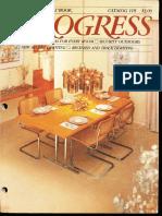Progress Lighting Catalog 1985