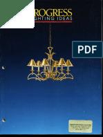 Progress Lighting Catalog 1990