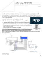 Pic-microcontroller.com-Temperature Controlled Fan Using PIC 16F877A