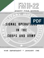 FM11-22 Signal Operations