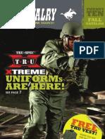 U.S. Cavalry 2010 Fall Catalog