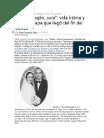 Alconada Mon Vida Intima de Bergoglio