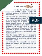 La celebración del Día del Padre tuvo su origen en Estados Unidos.docx