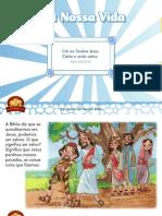 Pedrinhas Brilhantes - Jesus Na Nossa Vida