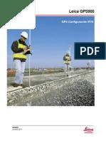 #01 GPS900CS Configuracion RTK Base