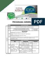 356288052 Programa General Xviii Conades Final 2017