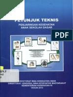 PETUNJUK TEKNIS PENJARINGAN KESEHATAN ANAK SEKOLAH DASAR.pdf