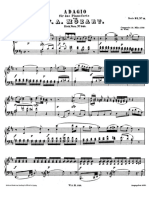 Mozart Adagio K.540