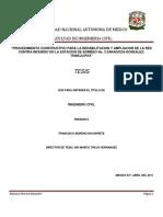 PROCEDIMIENTO CONSTRUCTIVO PARA LA REHABILITACION Y AMPLIACION DE LA RED CONTRA INCENDIO EN LA ESTACION DE BOMBEO.pdf