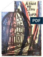 Richard Baumann - A Bíblia me Levou a Roma
