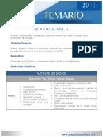 AutoCAD2Dbasico